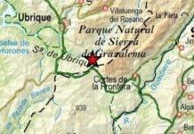 Earthquake Grazalema