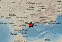 Earthquake Malaga