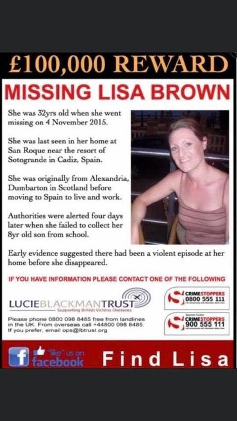 Lisa Brown Poster