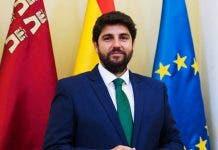 Lopez Miras Murcia President