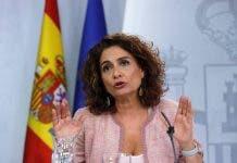 Maria Jesus Montero111019 Consejo