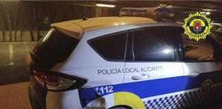 Agitated Man Tries To Flee In Police Car As He Runs Over Two Agents In Spain S Costa Blanca