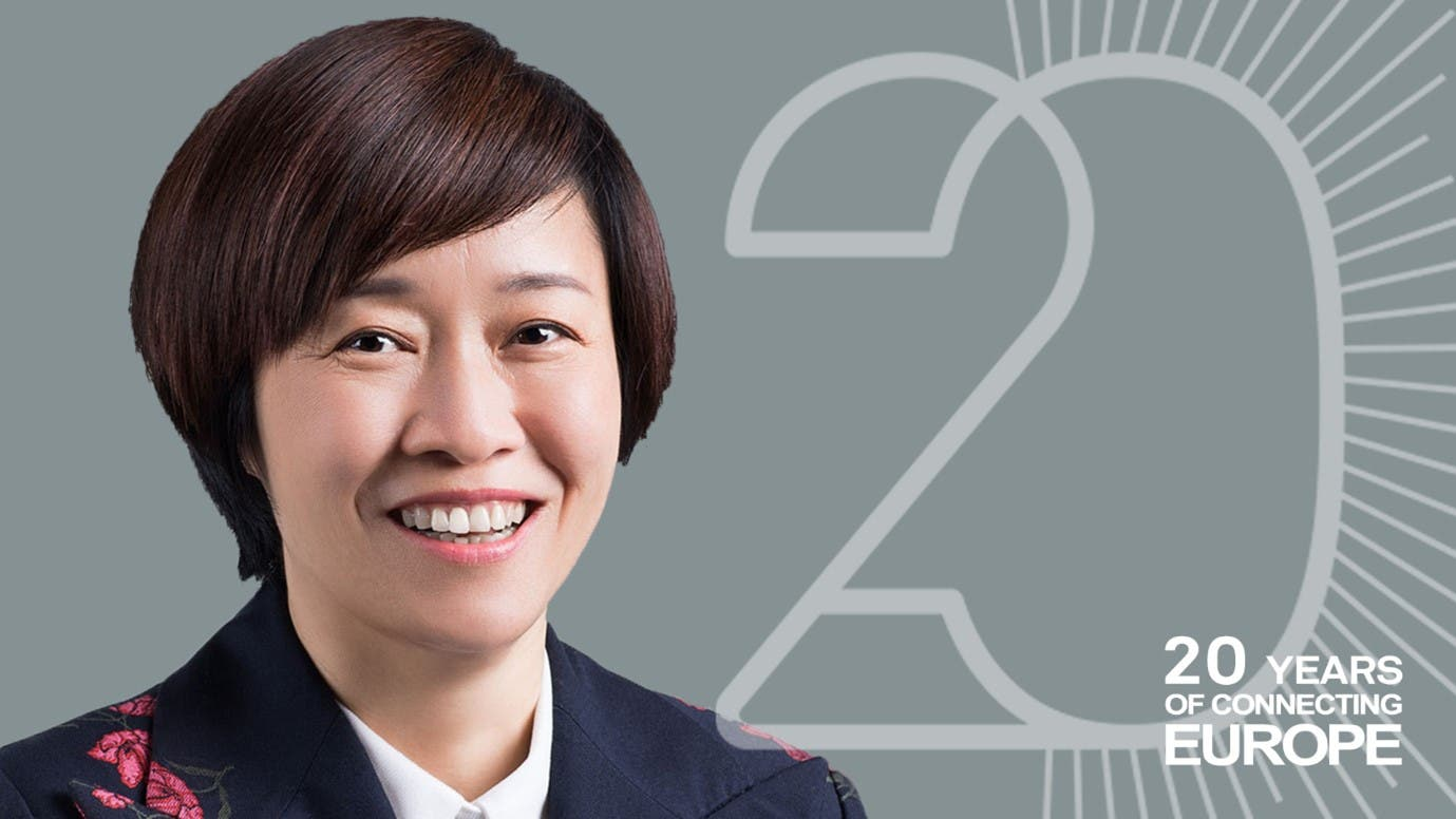 Catherine Chen President Of The Public Affairs Communications Department At Huawei