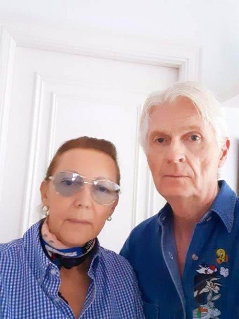 Chris And Linda Ogilvie Taylor