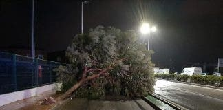 Floods Hit Parts Of Spain S Costa Blanca As Storms Lash The Region