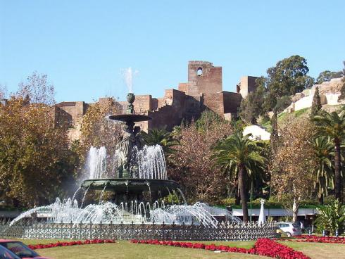 Gibralfaro Castillo