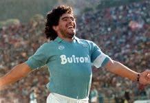 Soccer 1988 Serie A Napoli Vs Ac Milan