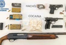Swedish Drugs And Weapons Gang Is Arrested On Spain S Costa Blanca