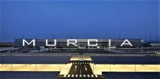 Virtual Shutdown Of Regional Airport In Spain S Murcia Due To Pandemic Travel Restrictions