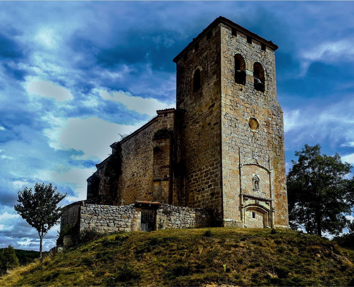 Remote Spanish neighbourhood crowdfunds over €40,000 to save dilapidated church – Olive Press News Spain