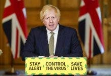 Boris Johnson Lockdown