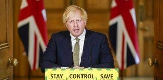 Boris Johnson Lockdown