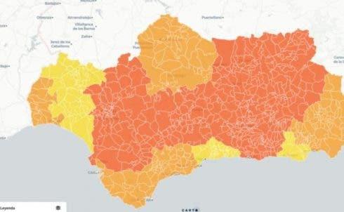 Corona Map