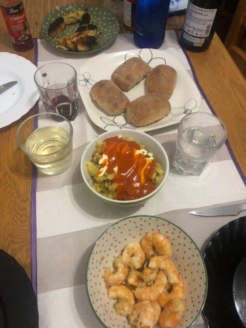 Dinner Finished