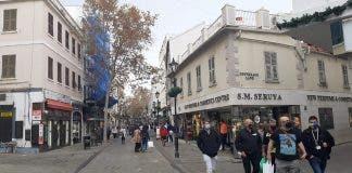 Main Street Covid