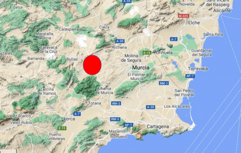 Murcia 0611 Quake