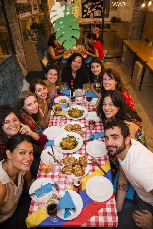 Refugee The Chefugee Team