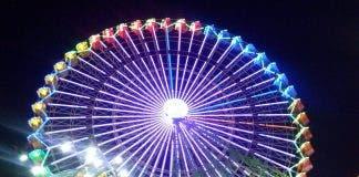 All The Fun Of The Fair Despite Covid 19 On Spain S Costa Blanca