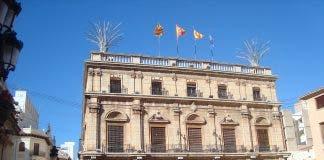 Castellon city hall