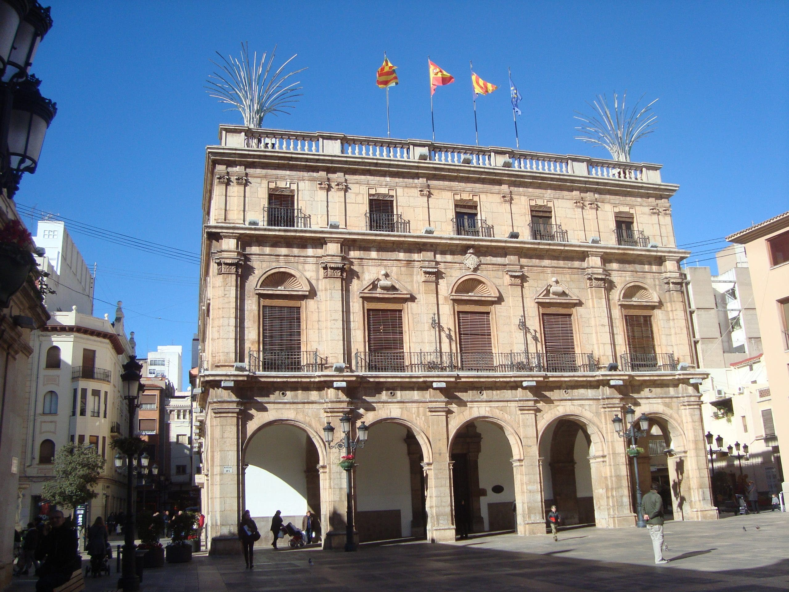 Castellon city hall