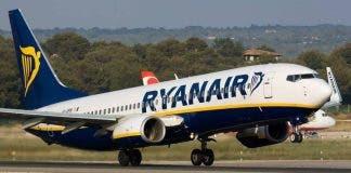 Emergency Procedure For Ryanair Bristol Flight Landing At Spain S Alicante Elche Airport