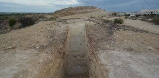 Fantastic Find Of Old Phoenician Moat Gets Archaeologists Excited On Spain S Costa Blanca