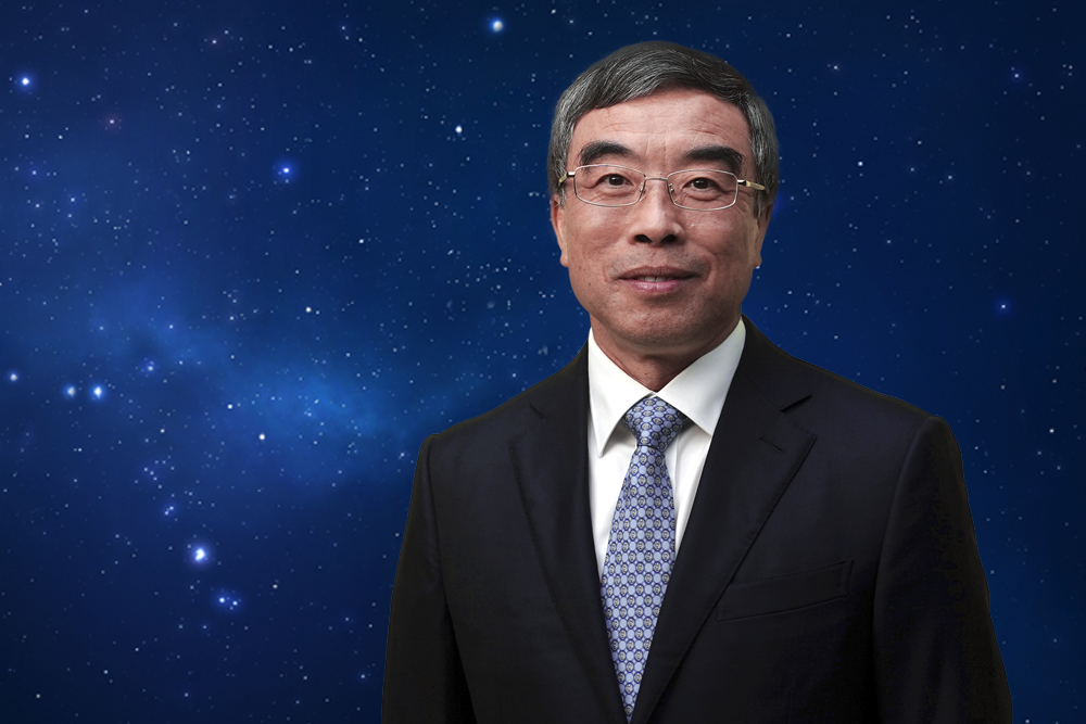 Liang Hua Huawei Chairman