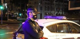 Police Raid Covid 19 Rule Breaking Parties In Spain S Costa Blanca