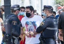 Local Police in Valencia