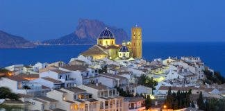 Spain S Costa Blanca To Spend 800 000 To Say It Is A Coronavirus Safe Zone In 2021