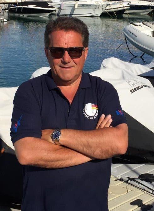 Steve Wickenden Director Of Balearic Sea School 1