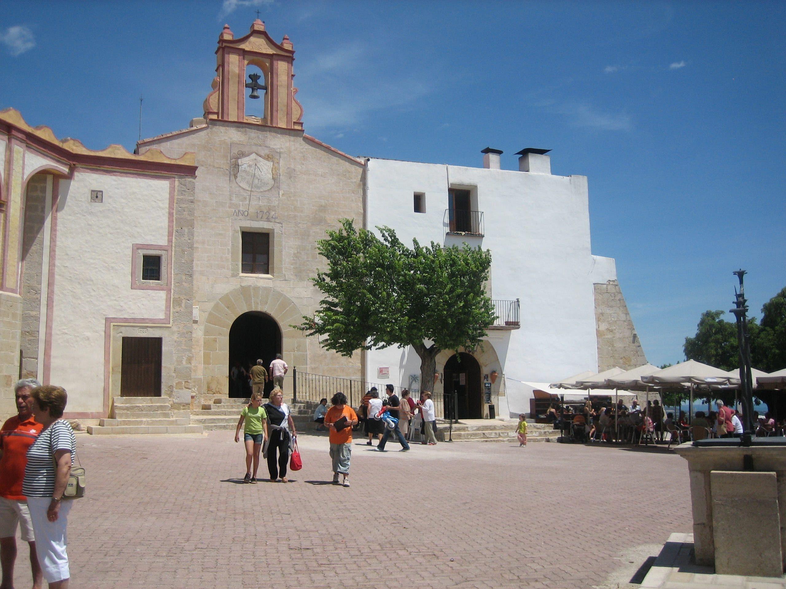 Vinaros square