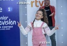 Presentacion De La Cancion Palante De La Cantante Solea Que Representara A Espa A En El Festival Eurovision Junior
