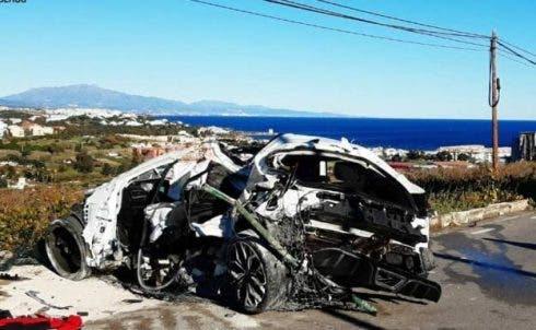 Car Crash Manilva