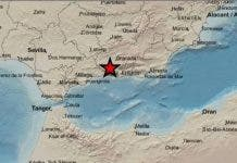 Granada Earthquake