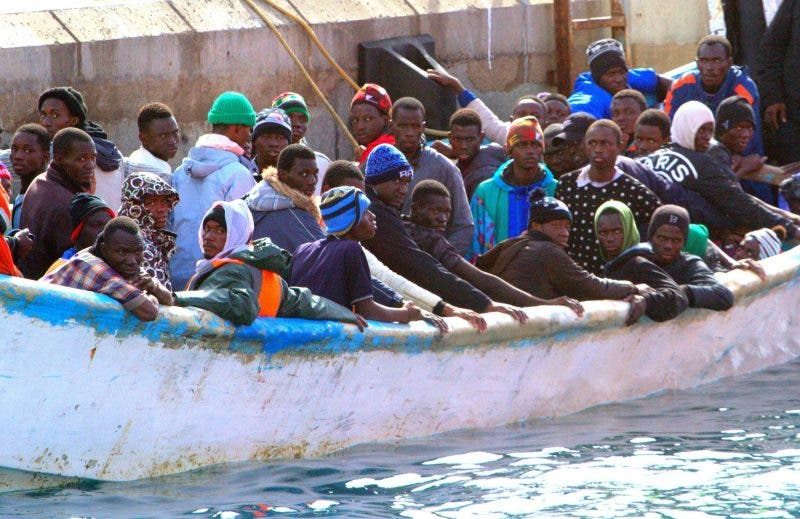 500 migrants arrive in Spain's Canary Islands over the course of Christmas – Olive Press News Spain