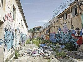 old palma prison