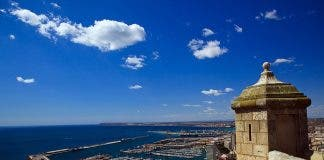Alicante On Spain S Costa Blanca Sizzles To Highest January Temperatures Since 1982