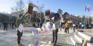 Cartagena Protest