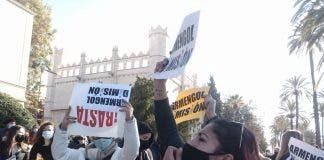 protest mallorca