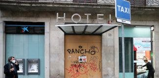 The hospitality sector has been one of the worst-hit by the restrictions