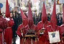 Major Easter Processions Are Called Off Due To Covid 19 On Spain S Costa Blanca
