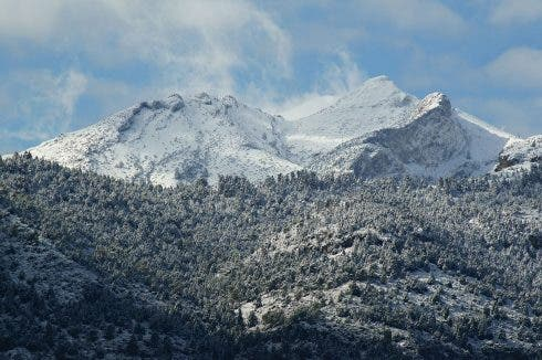 Approval given in first reading to make Sierra de las Nieves a national park