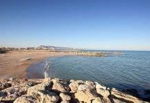 Cullera's Estany beach