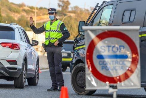 Police Roadblock 1