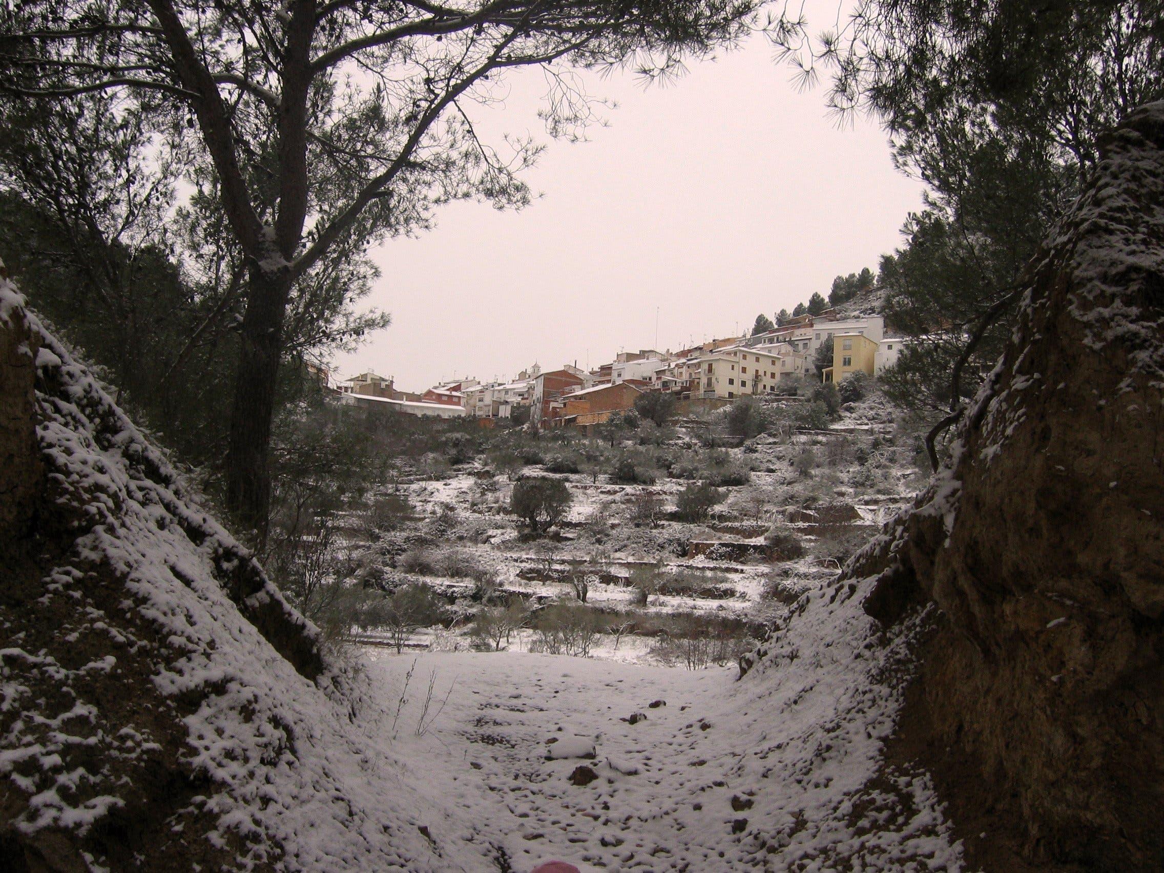 El Tormo Nevado