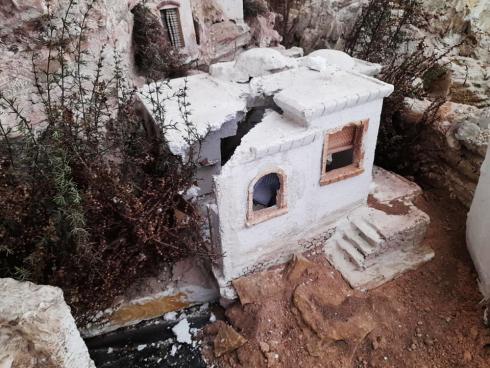 Almoradio Nativity Scene 5