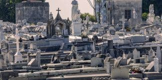 Cemetery Spain