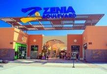 La Zenia Boulevard Spain