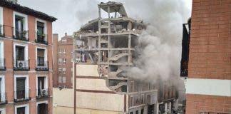 Madrid Blast